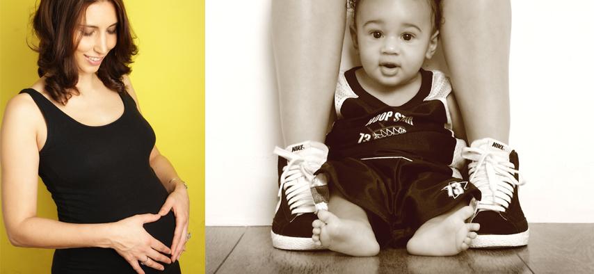 Bump & Baby Photoshoots